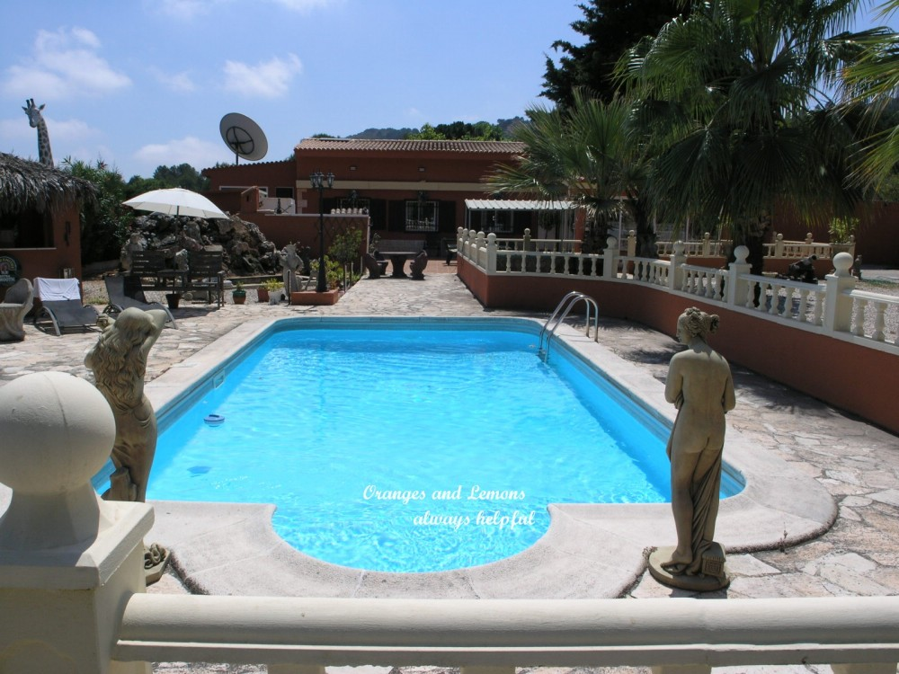 4 bed Villa / Finca For Sale in Valencia,